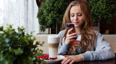 mamino blago, tinejdžeri i kafa