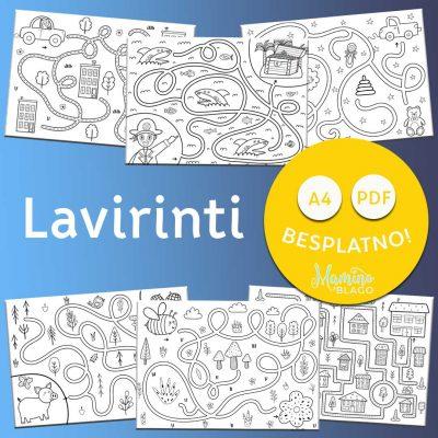 Mamino-blago,-radni-listovi-LAVIRINT,-1